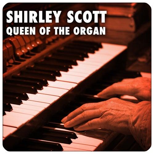 Queen of the Organ de Shirley Scott