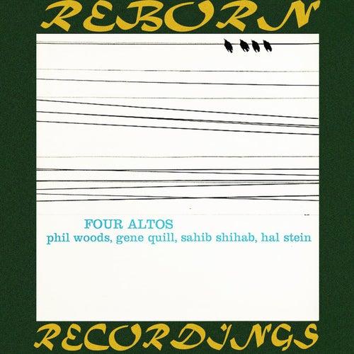Four Altos (HD Remastered) de Phil Woods