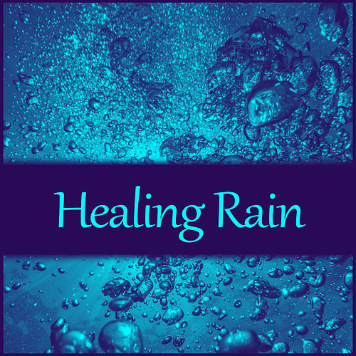 Healing Rain - Still Waters, Beautiful Nature, Sea Sounds, Healing Zen Music fra Nature Sounds (1)