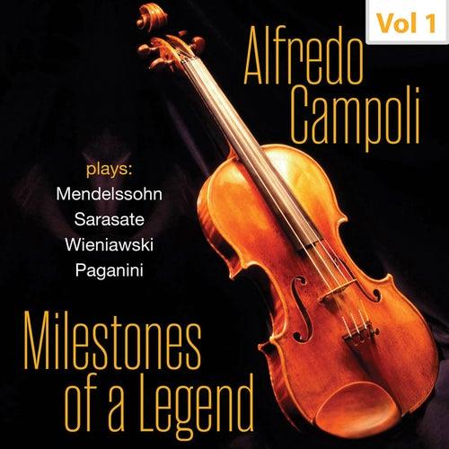 Milestones of a Legend: Alfredo Campoli, Vol. 1 de Alfredo Campoli