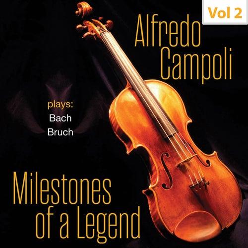 Milestones of a Legend: Alfredo Campoli, Vol. 2 de Alfredo Campoli