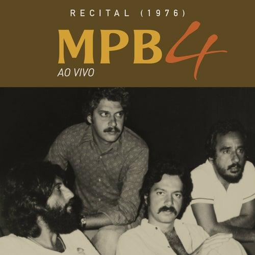 Recital (Ao Vivo) de Mpb-4