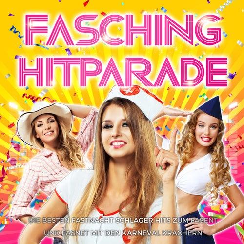 Fasching Hitparade (Die besten Fastnacht Schlager Hits zum Fasent und Fasnet mit den Karneval Krachern) von Various Artists