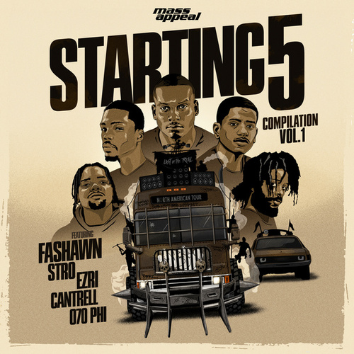 Starting 5: Vol. 1 by Mass Appeal