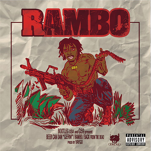 Rambo by Germ