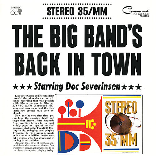 The Big Band's Back In Town by Doc Severinsen