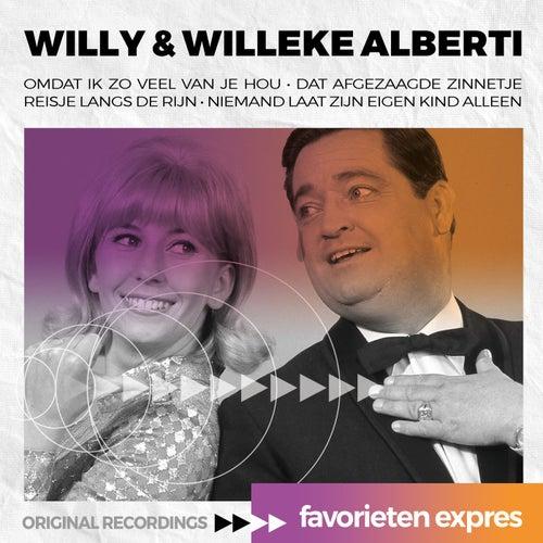 Favorieten Expres van Willy Alberti