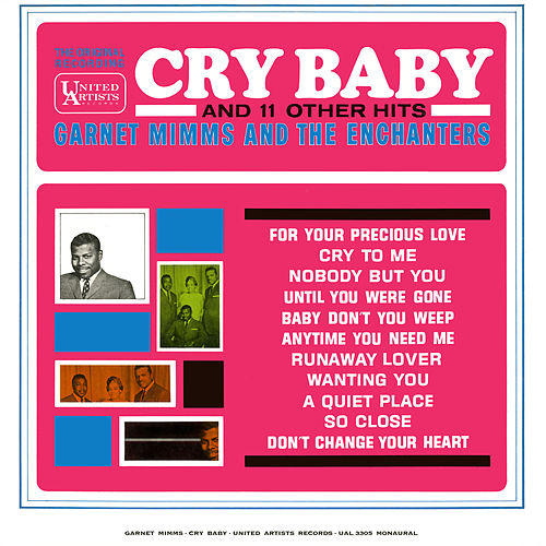 Cry Baby by Garnet Mimms