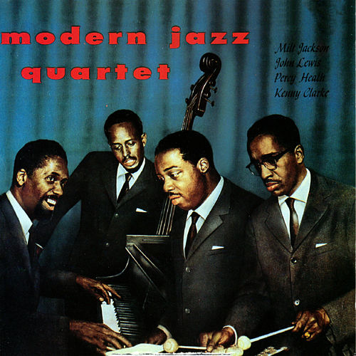 Modern Jazz Quartet de Modern Jazz Quartet