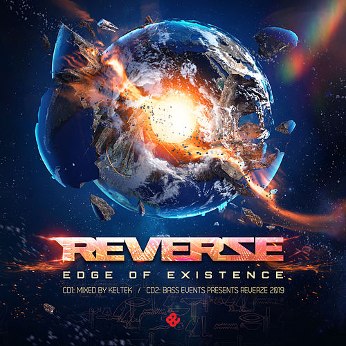 Reverze 2019 Edge Of Existence de Various Artists