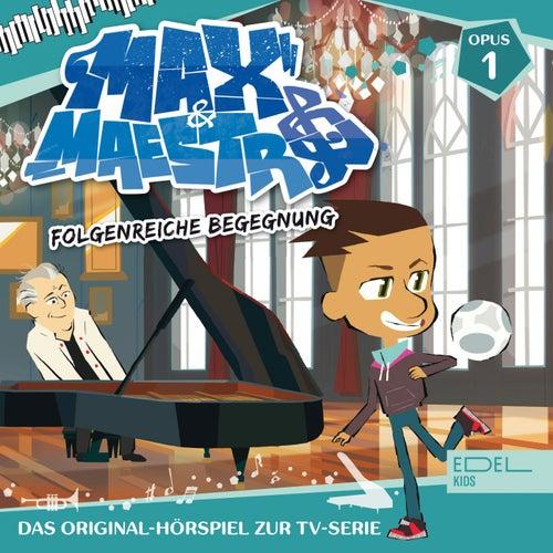 Folge 1: Folgenreiche Begegnung (Das Original-Hörspiel zur TV-Serie) von max