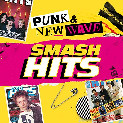 Smash Hits Punk and New Wave von Various Artists