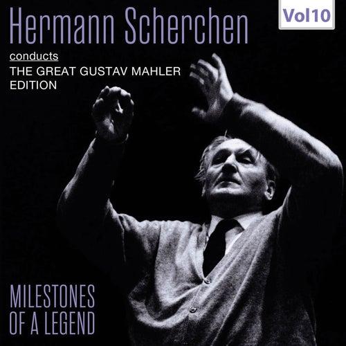 Milestones of a Legend: Hermann Scherchen, Vol. 10 (Live) by Staatskapelle Dresden