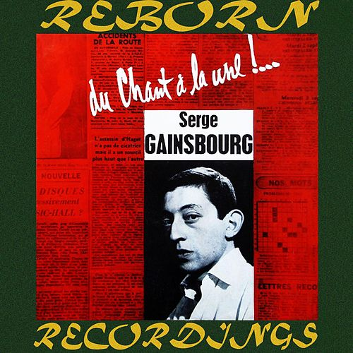 Du Chant à la Une (HD Remastered) de Serge Gainsbourg