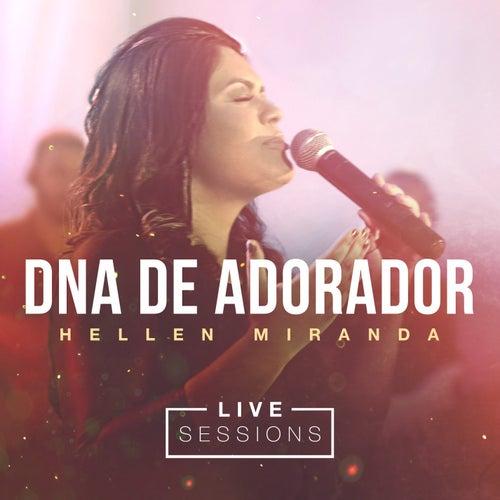 DNA de Adorador (Live Session) de Hellen Miranda