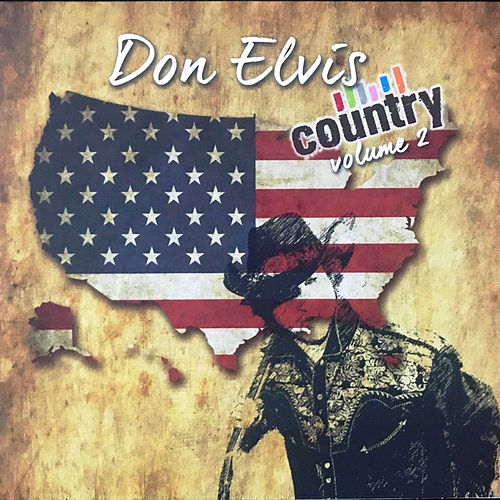 Don Elvis Country Vol.II de DON ELVIS