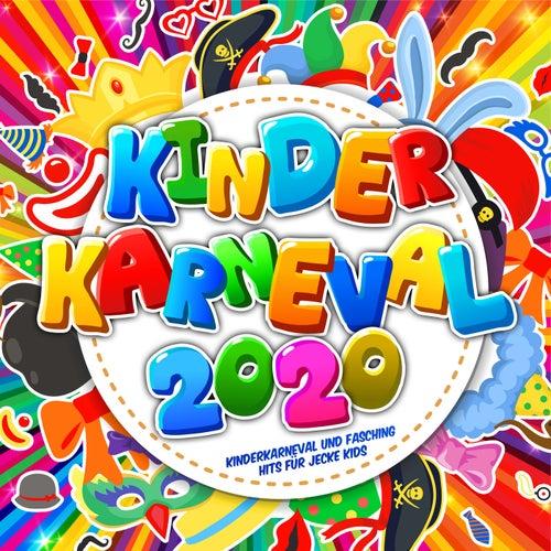 Kinder Karneval 2019 (Kinderkarneval und Kinderfasching Hits für jecke Kids) von Various Artists