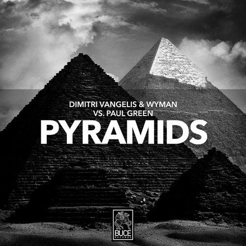 Pyramids von Dimitri Vangelis & Wyman
