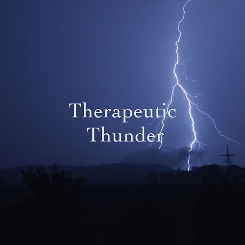 Therapeutic Thunder de Thunderstorm Sound Bank