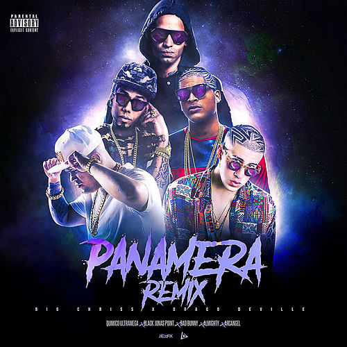 Panamera (Remix) de Bad Bunny
