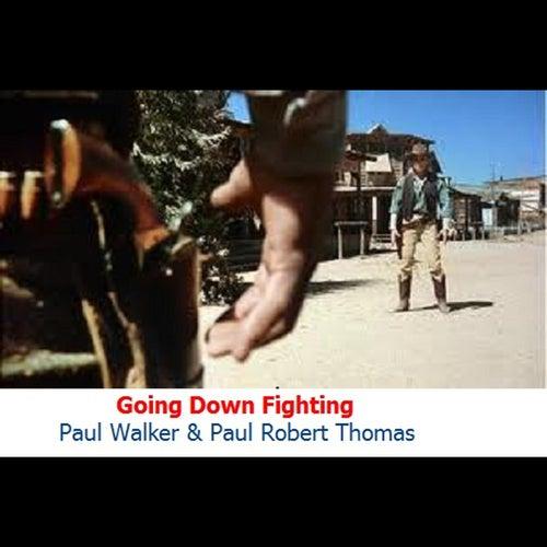 Going Down Fighting by Paul Walker