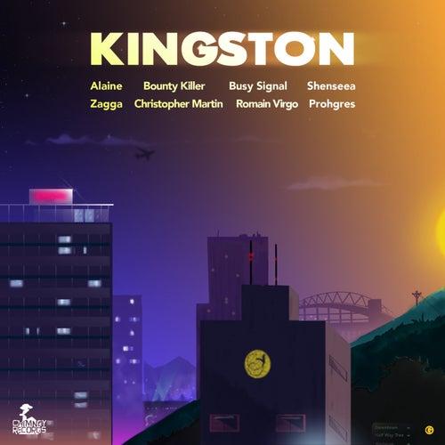Kingston Riddim by Various Artists