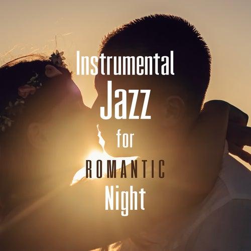 Instrumental Jazz for Romantic Night – Easy Listening, Romantic Dinner, Smooth Guitar Music, Instrumental Jazz von Jazz Lounge