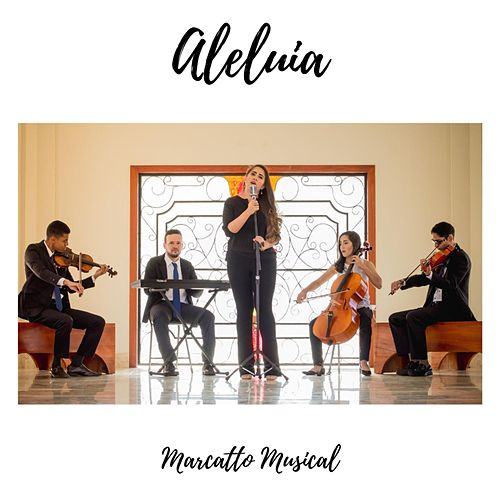 Aleluia (Cover) de Marcatto Musical