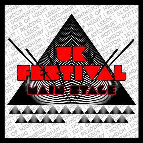 UK Festival - Main Stage by Various Artists