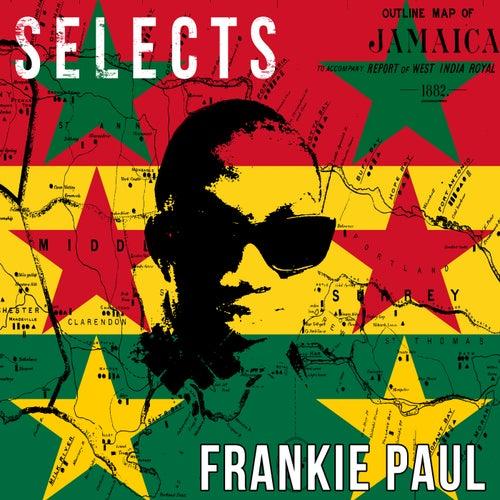 Frankie Paul Selects Reggae by Frankie Paul
