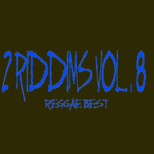 2 Riddims, Vol.8 de Various Artists