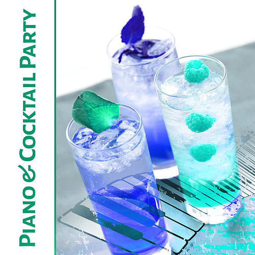 Piano & Cocktail Party – Peaceful Instrumental Jazz for Cocktail Party, Mellow Jazz, Soothing Piano, Background Music, Easy Listening de Peaceful Piano