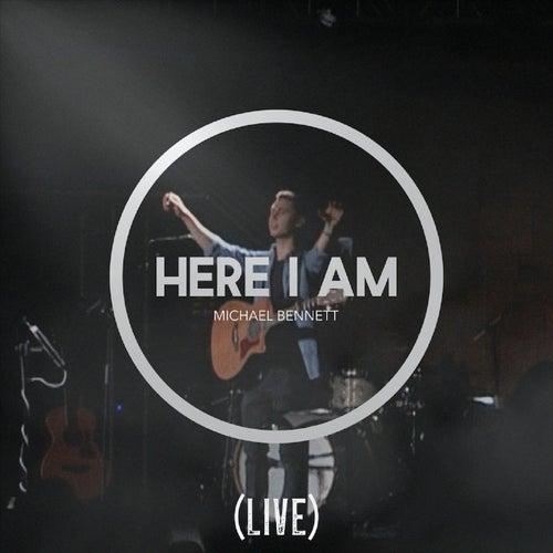 Here I Am (Live) de Michael Bennett