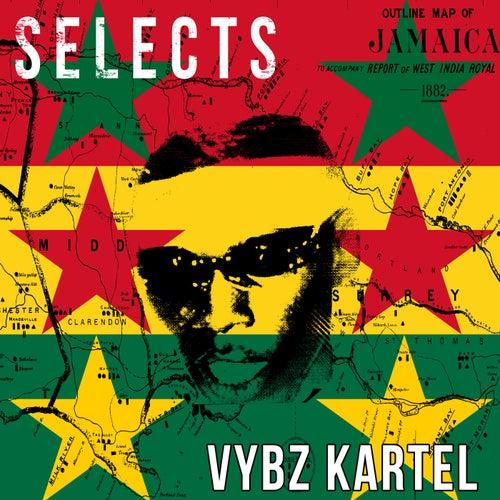 Vybz Kartel Selects Reggae Dancehall de VYBZ Kartel