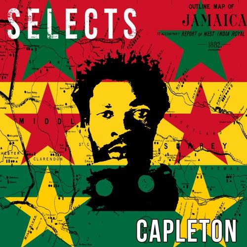 Capleton Selects Reggae Dancehall de Capleton