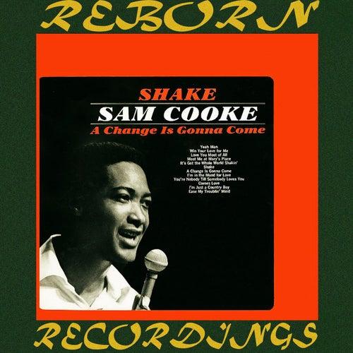 Shake (HD Remastered) de Sam Cooke
