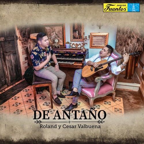 De Antaño von Roland Valbuena
