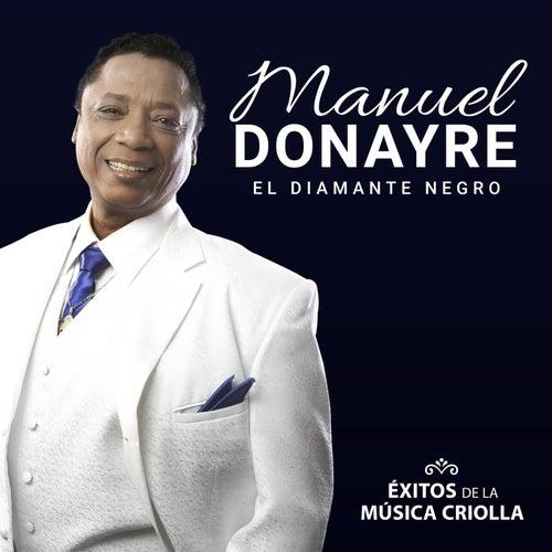 El Diamante Negro: Éxitos de la Canción Criolla de Manuel Donayre