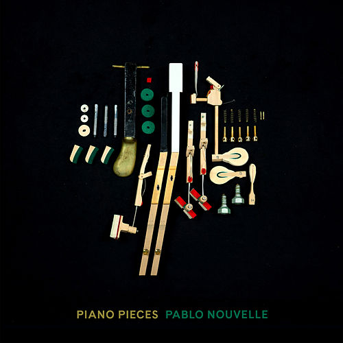 Piano Pieces de Pablo Nouvelle