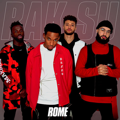 Rome - EP by Rak-Su