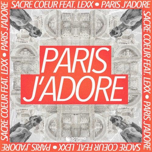 Paris j'adore de Sacré Coeur