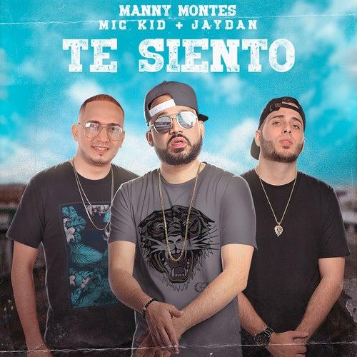 Te Siento de Manny Montes