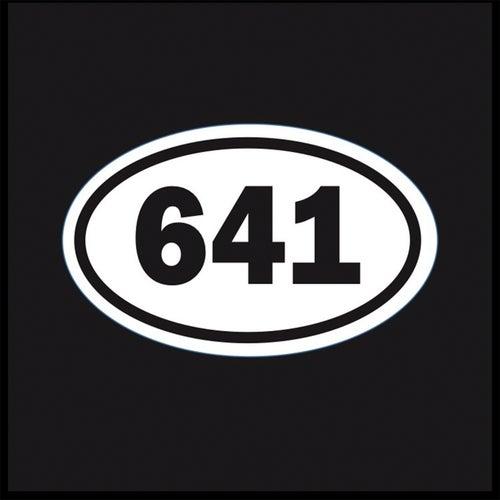 641 by 641
