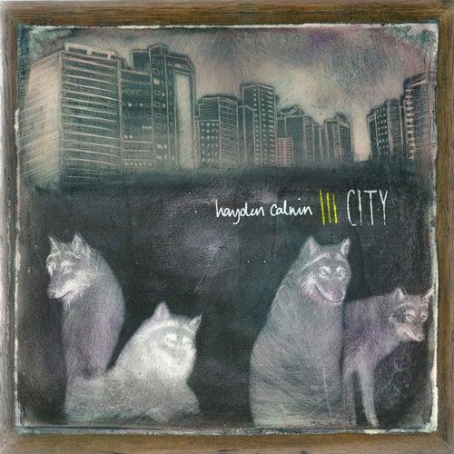 City by Hayden Calnin