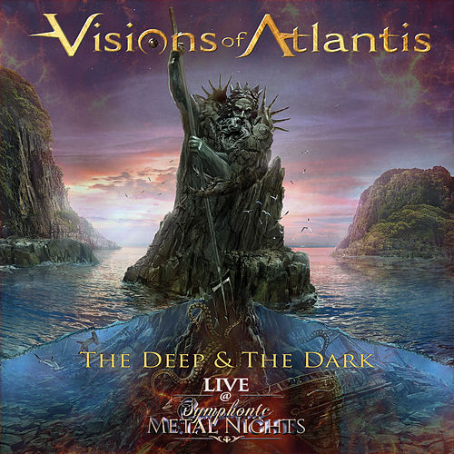 The Deep & The Dark - Live @ Symphonic Metal Nights von Visions Of Atlantis