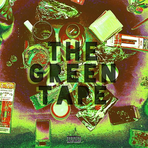 The Green Tape by Lil' Dee