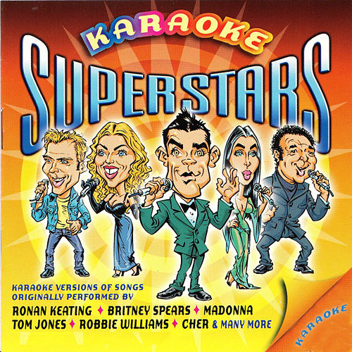 Karaoke Superstars (Karaoke Version) by Karaoke - Latin Traditional