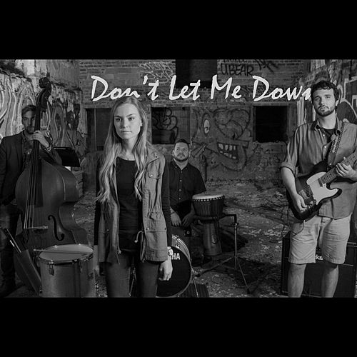 Don't Let Me Down von Jaclyn Davies