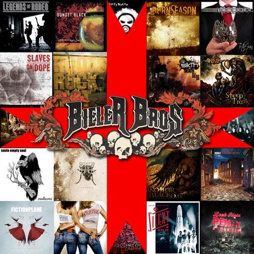 Bieler Bros. Anniversary X 2002-2012 van Various Artists