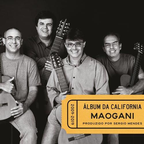 Álbum da Califórnia by Quarteto Maogani